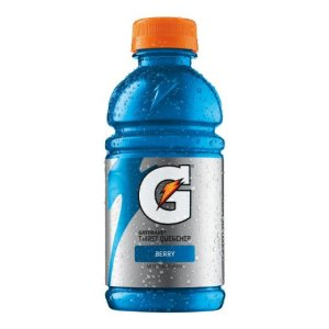 12 oz. Gatorade- Amazing Race Party