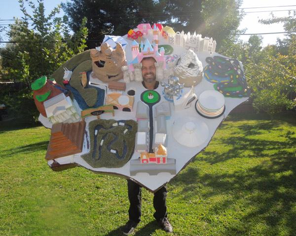 Disneyland costume