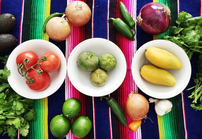 Salsa Recipe three ways for Cinco de Mayo