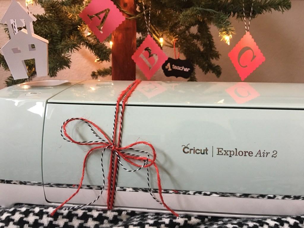 cricut explore air 2 review teachers perfect gift