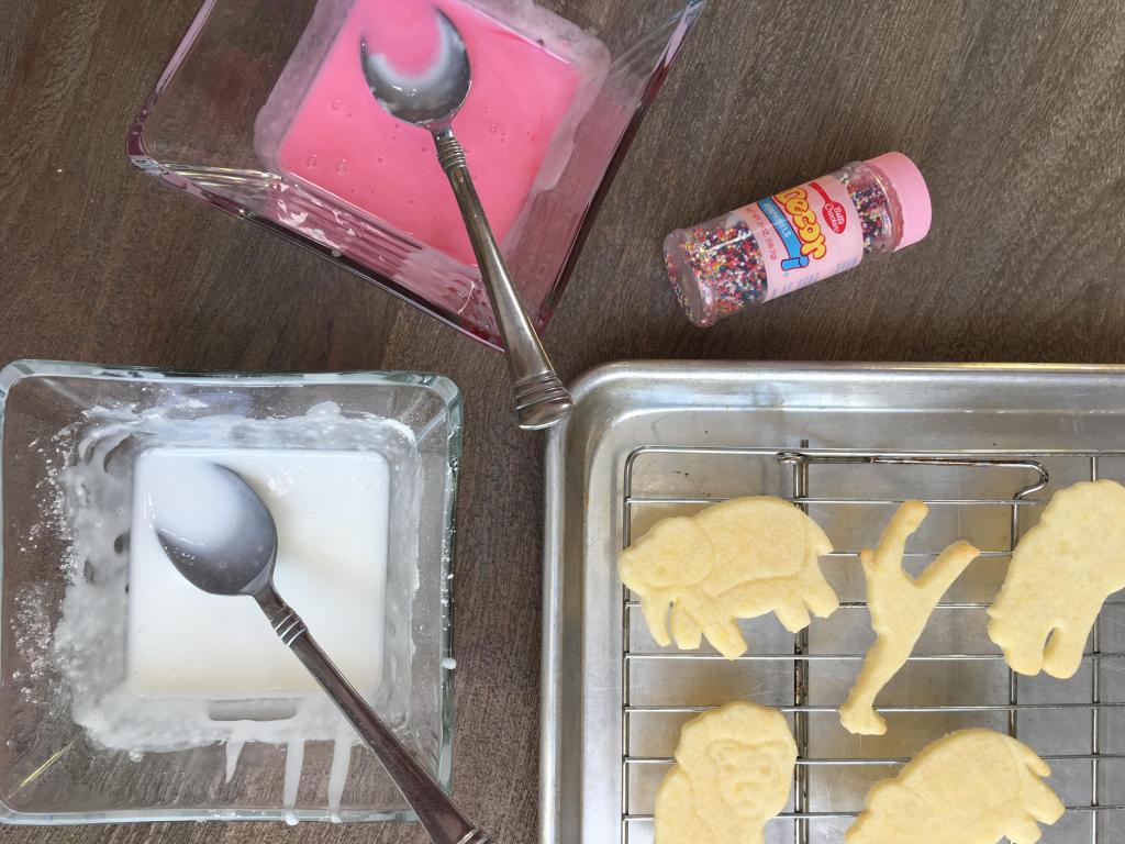 animal cookies icing recipe