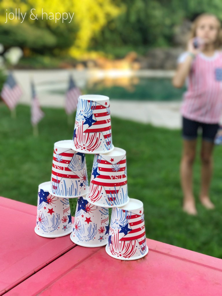 Fun Family Games for the 4th of July Jolly & Happy