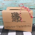 Simple Teacher Holiday Gift with Cricut