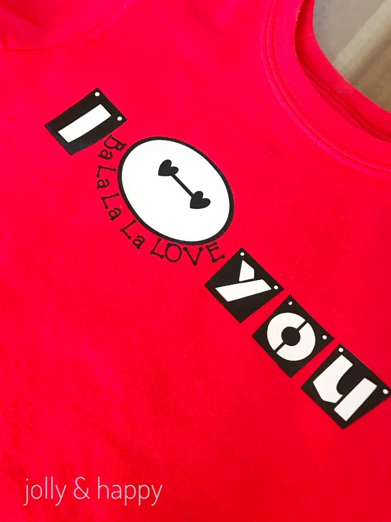 Cricut Diy Valentine S Day Baymax Shirt Jolly Happy