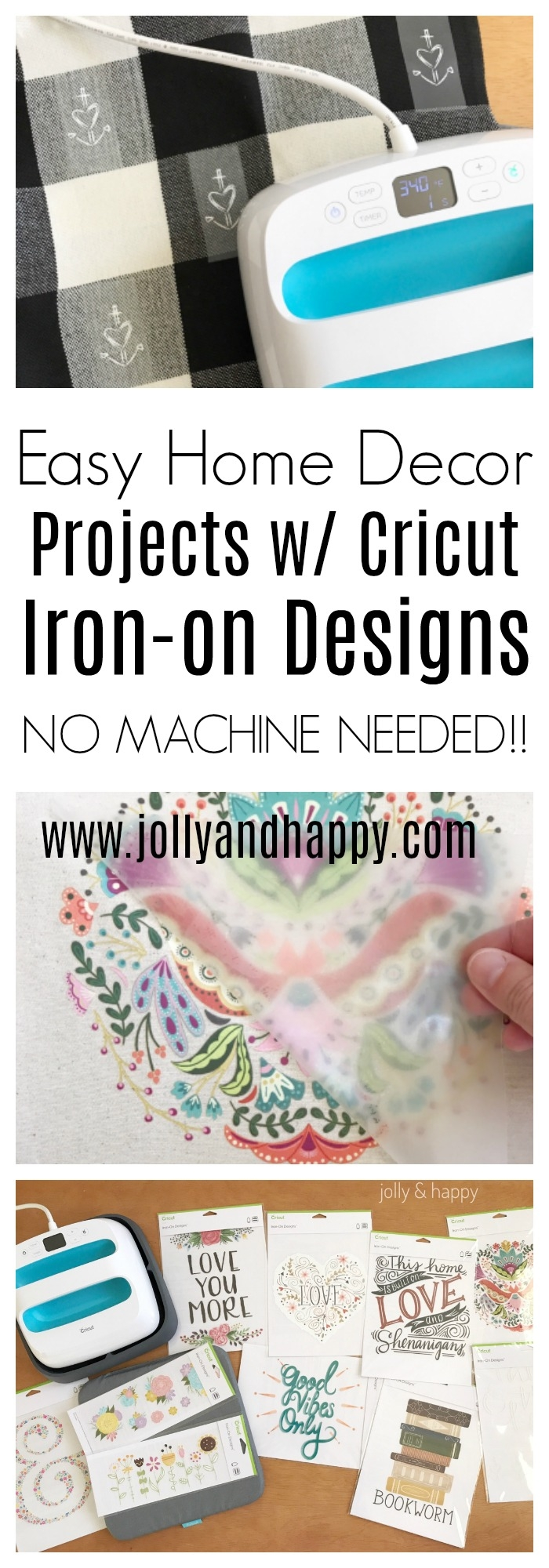 I Love How Cricut Iron On Designs Made These Projects Easy And Fast!! Which  Design Are You Most Excited About? And What Are You Planning To Apply It  To??