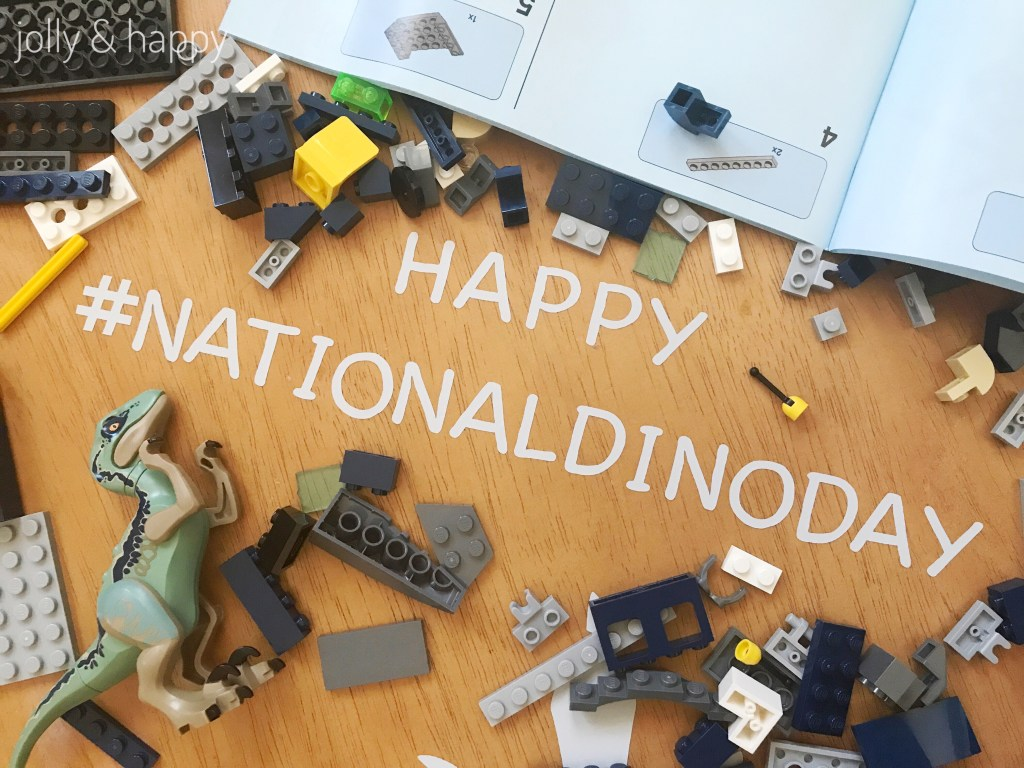 National Dino Day celebration