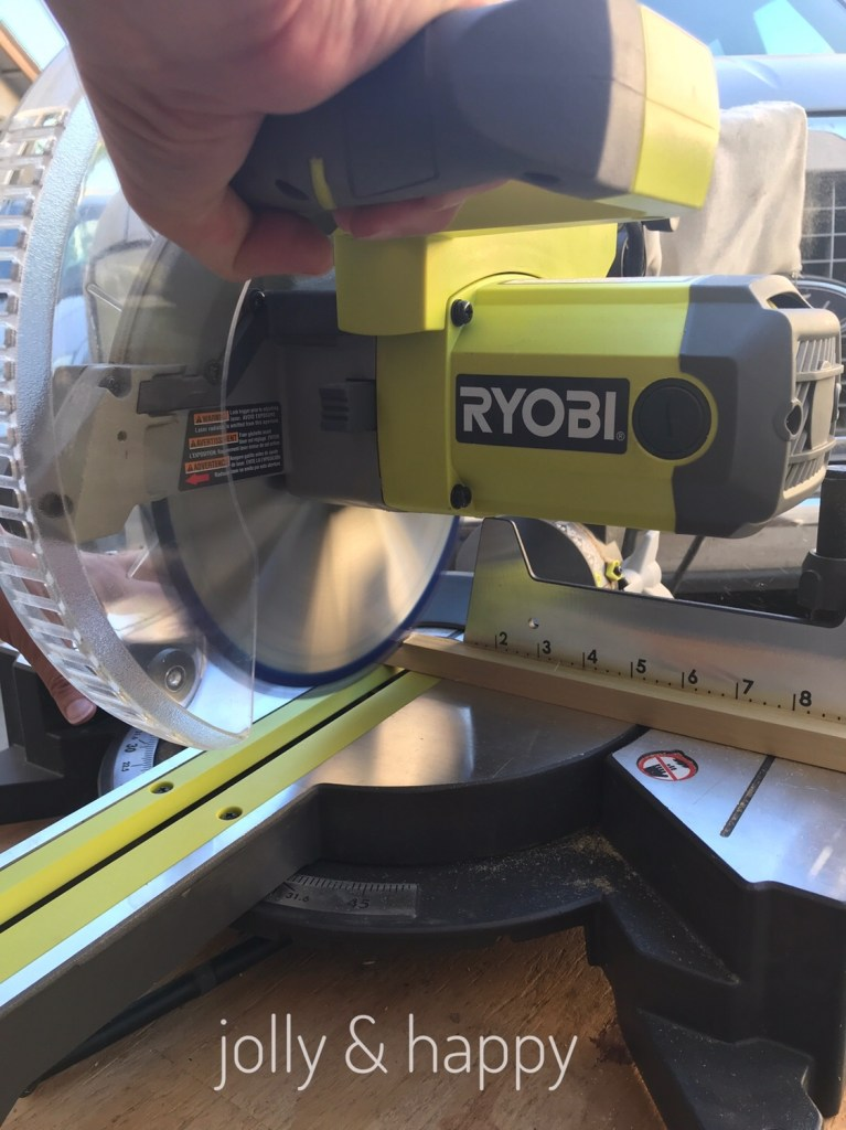 Ryobi lantern DIY easy and fast