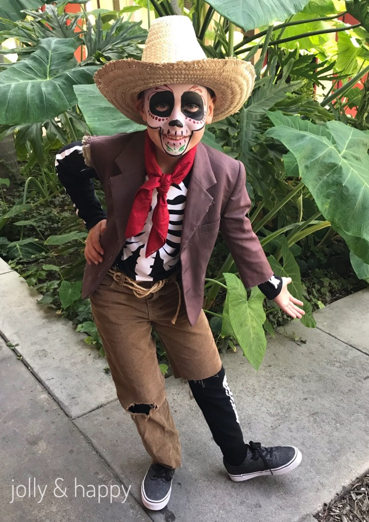 Hector from Disney's Coco Halloween Costume