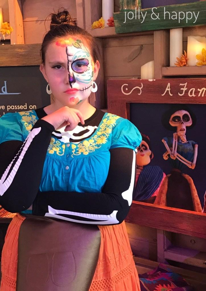 Disney's Coco Diy Halloween Costumes
