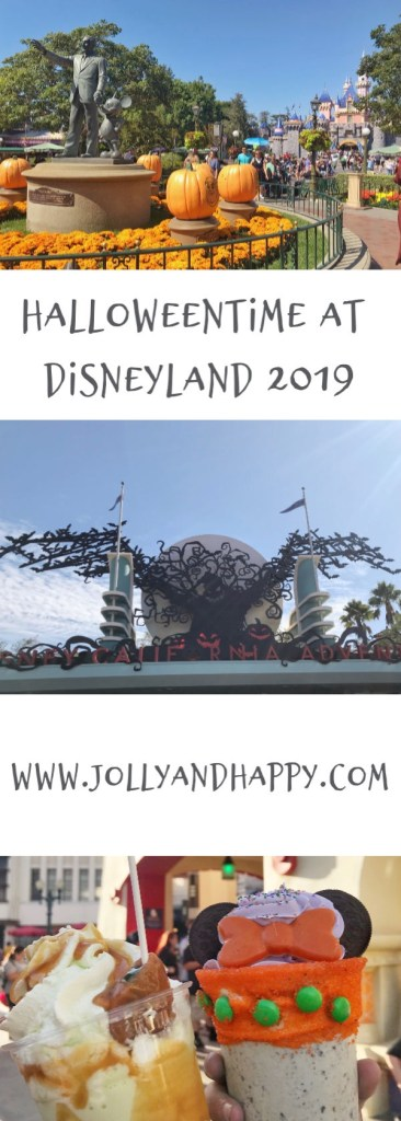 halloweentime at disneyland 2019