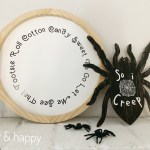 Song Inspired Halloween Decor and More