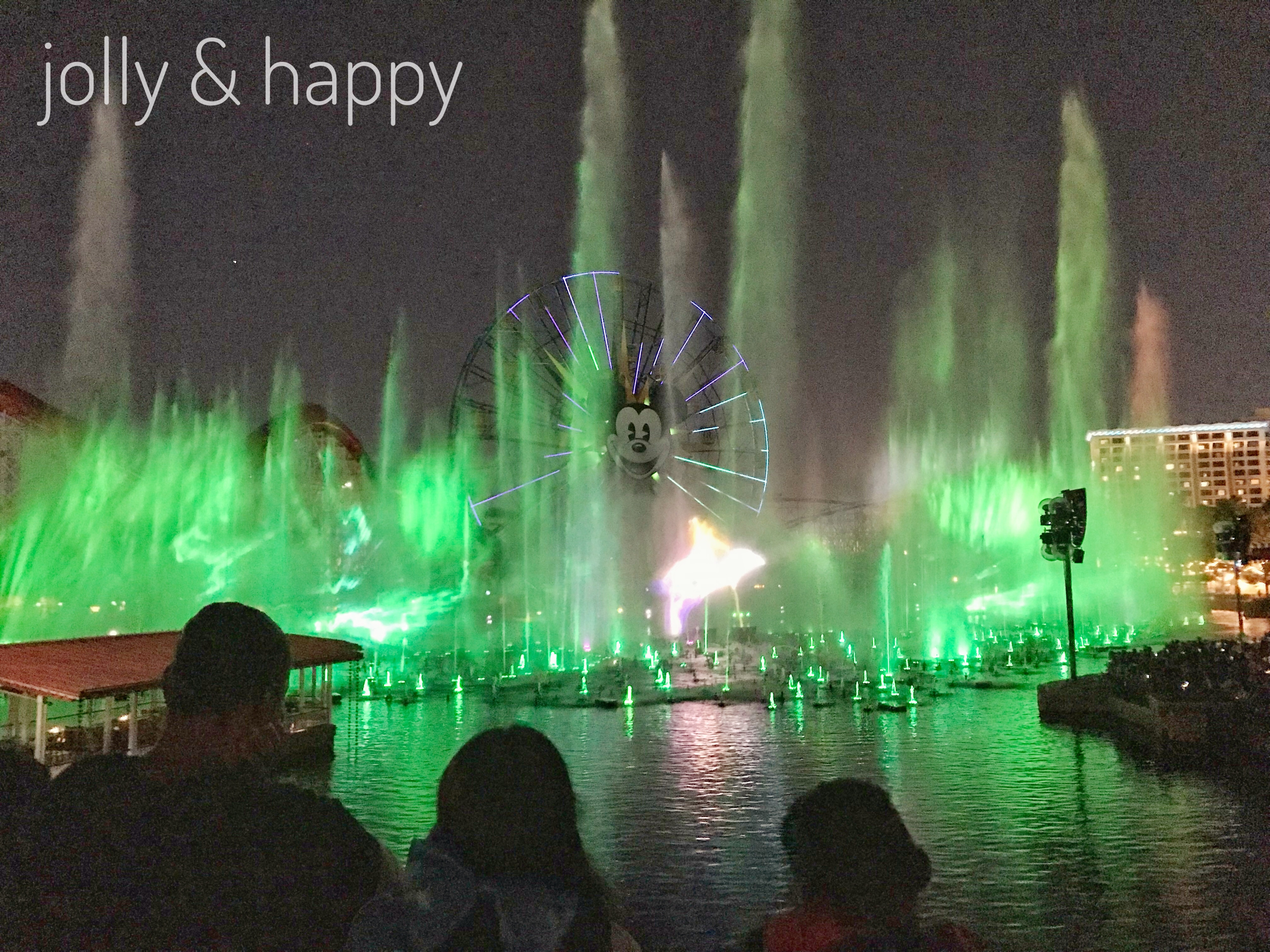 disney world of color halloween