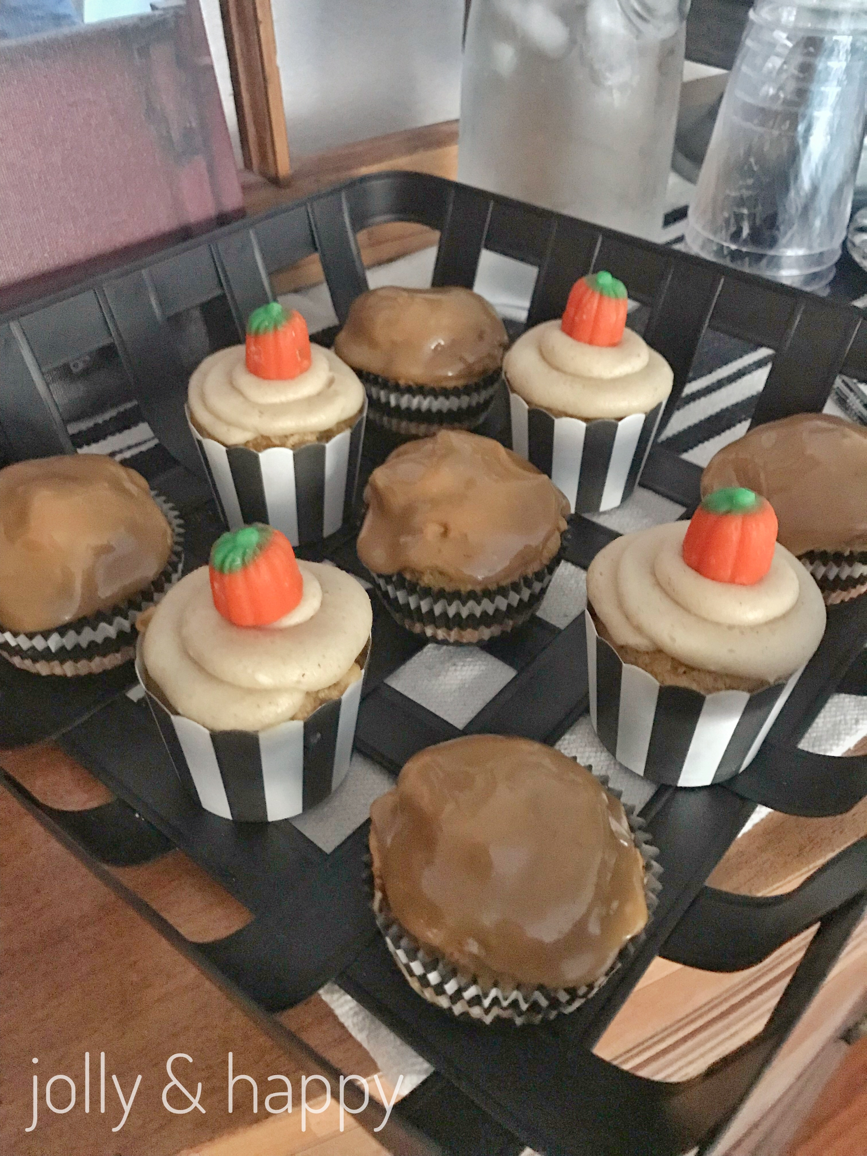 fall party desserts