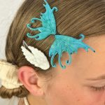 Custom Barrettes with Sculpey Liquid Clay