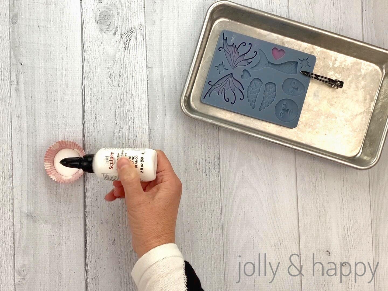 liquid clay craft