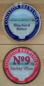 Coniston beers