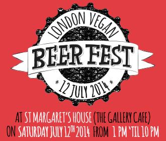 London Vegan Beer Festival