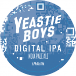 Digital IPA Keg Badge