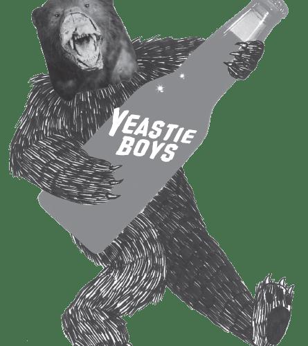 Yeastie Boys do Cambridge – Thu July 2nd