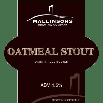 Mallinsons - Oatmeal Stout