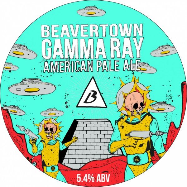 Beavertown_Gamma Ray Pump Clip