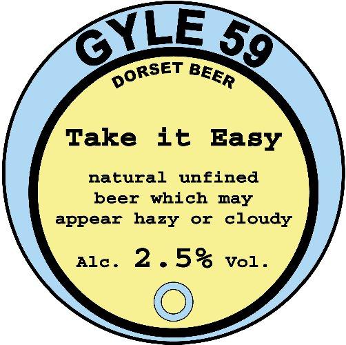 Gyle 59 - Take it Easy