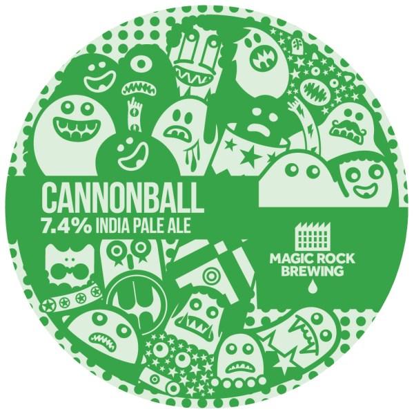 Magic Rock - Cannonball