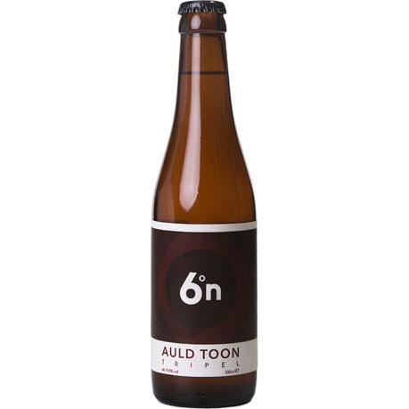 SixDegreesNorth_TripelAuld Toon_Bottle