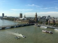 View of Big Ben and the Houses of Parliament