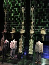 Ministry of Magic Atrium with costumes of the polyjuice potion victims (7th movie)