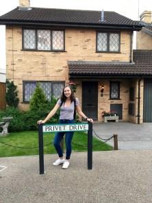 Number 4, Privet Drive