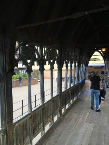 The Hogwarts Bridge (does it have an official name?)