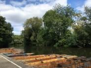 Punt boats