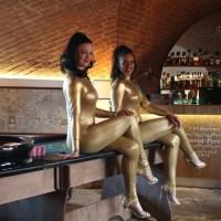 Bondgirls GOLD