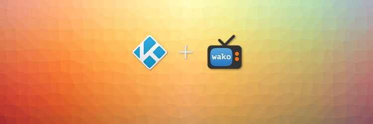 Wako – A remote control for your Kodi add-ons