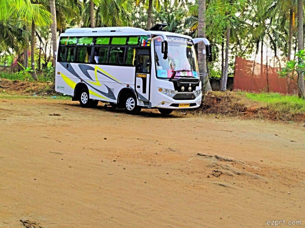 Mini Bus Tariff