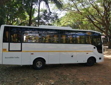 25 Seater Minibus Bangalore Karnataka
