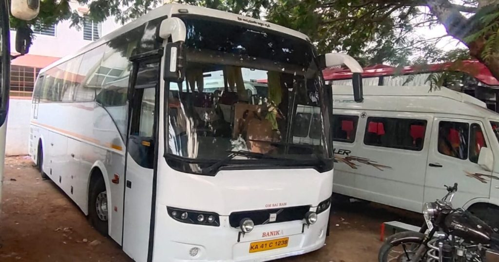 40 Seater Coaster Bus Hire