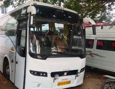40 Seater Bus For Hire In Bangalore Airport