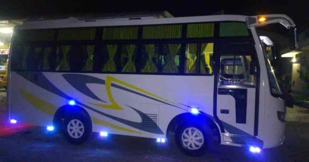 20 Seater Minibus Bangalore Karnataka