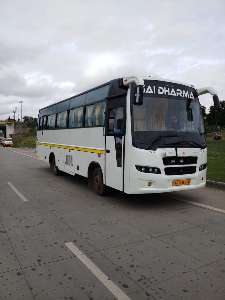 30 Seater Coaster Bus Hire