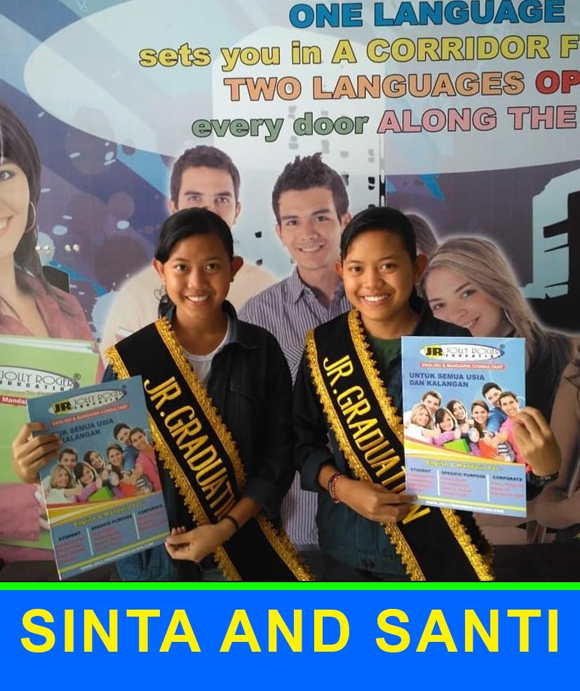 09 sinta and santi