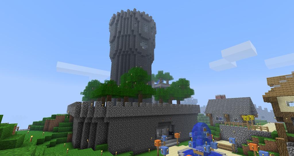 Minecraft Architectures Et Paysagisme Les Bases Minecraft