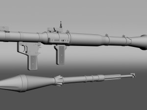 Rocket Propelled Grenade Launcher