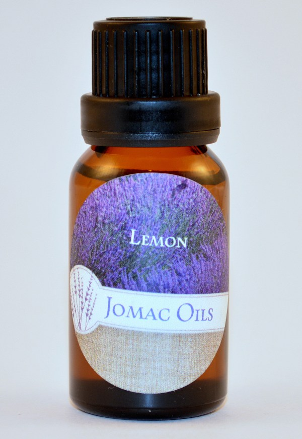 Lemon Essential Oil 15 ml