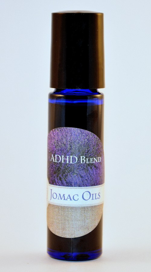 ADHD Essential Oil Blend 10 ml roller bottle