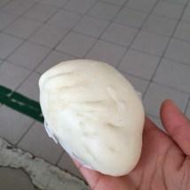 Mushroom & noodles steamed bun/bao zi