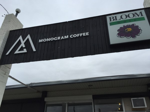 Monogram Coffee in Altadore.