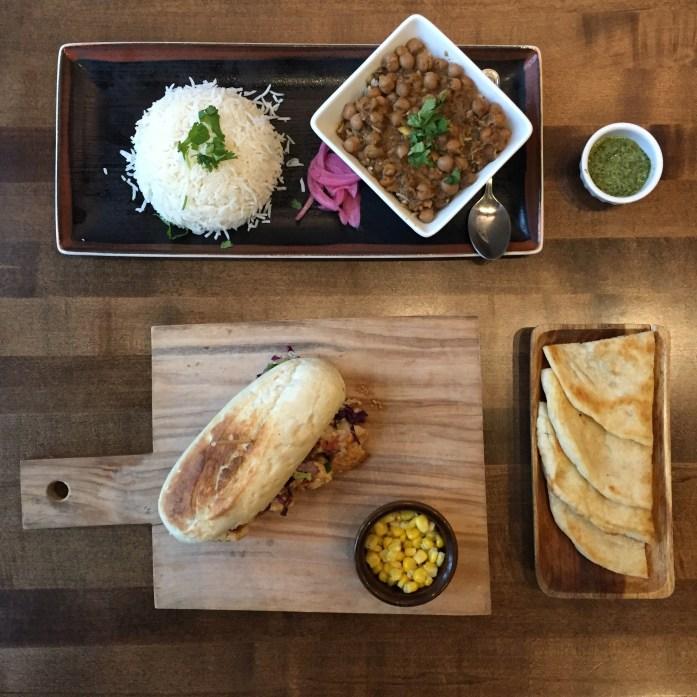 Meal flatlay :)