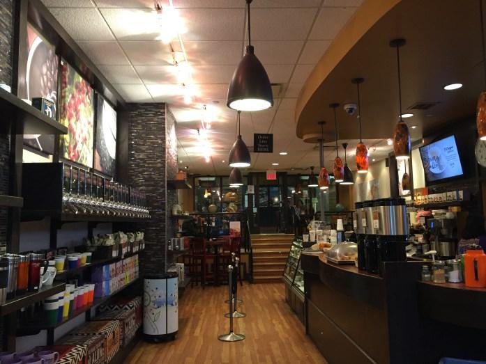 Evelyn Coffee Bar.